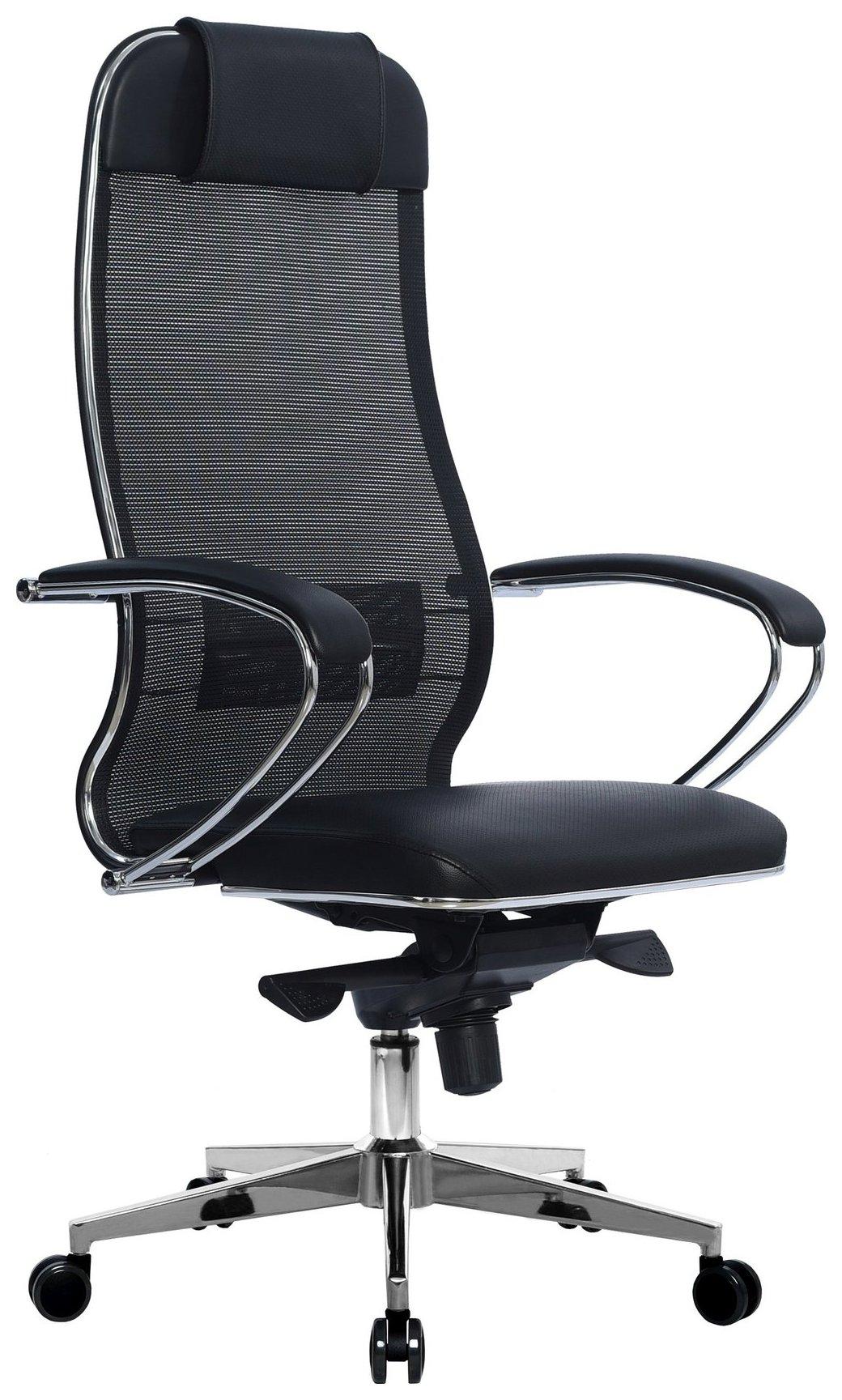 Купить Кресло для руководителя Samurai Comfort 1.01 за 16242 ₽ в Новокузнецке — интернет-магазин VITTO