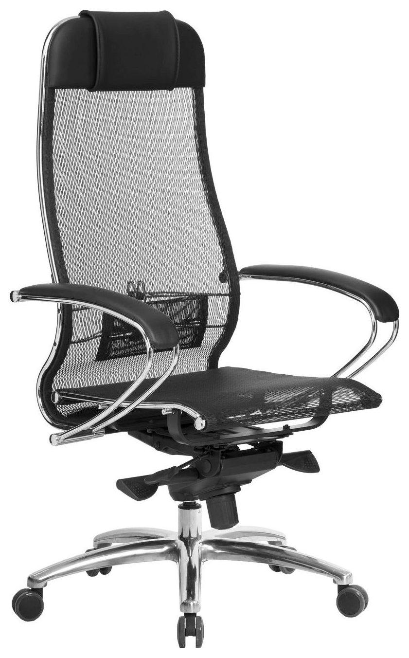 Купить Кресло для руководителя SAMURAI S-1.04 за 21310 ₽ в Новокузнецке — интернет-магазин VITTO