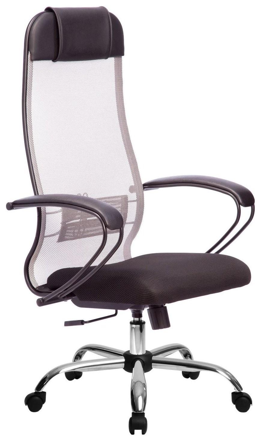 Купить Кресло для руководителя МЕТТА Комплект 11 CH за 9087 ₽ в Новокузнецке — интернет-магазин VITTO